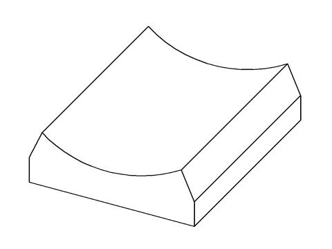 Korytko 50x60